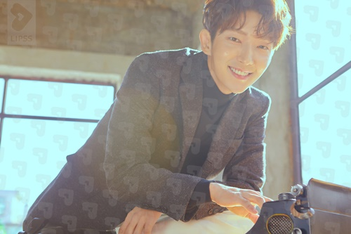 [LEE JOON GI] 2020 Season's Greetings 이준기 No.05